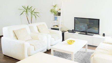 Aménager un petit salon carré