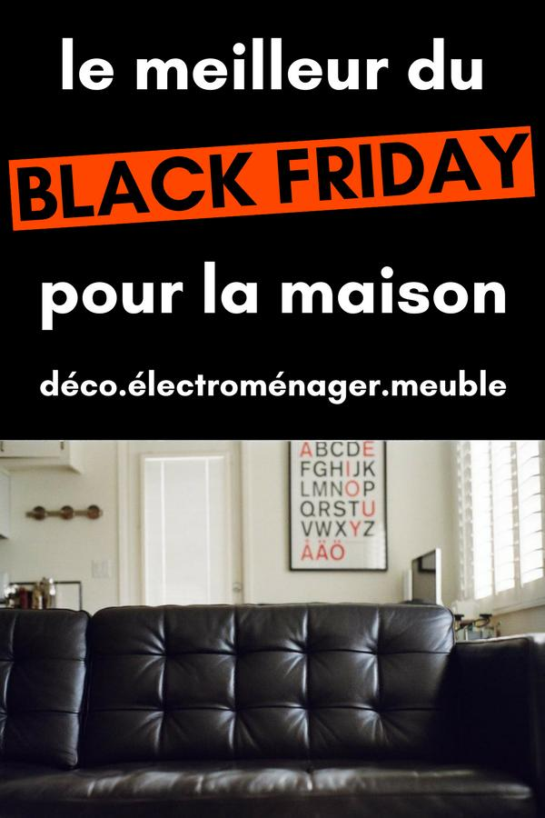 Black friday canape