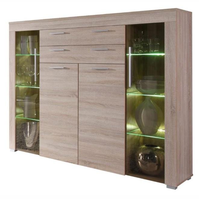 Buffet vaisselier contemporain