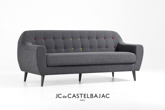 Canapé castelbajac