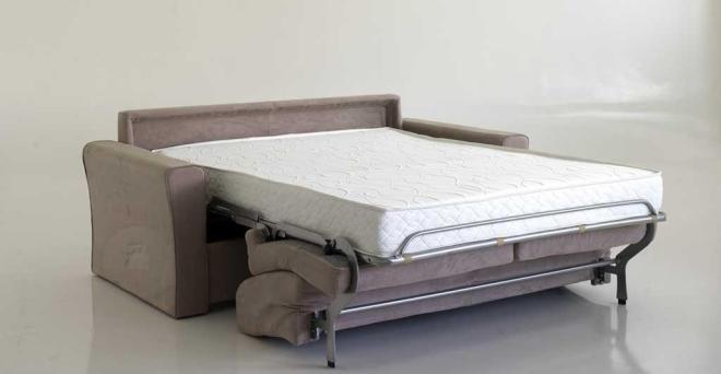 Canapé couchage permanent