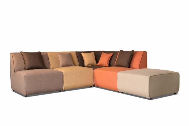 Canapé modulable pas cher