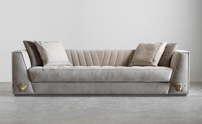 Canapé versace