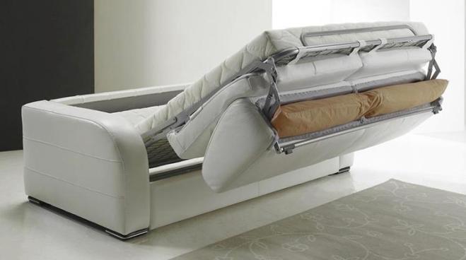 Canape convertible tres confortable
