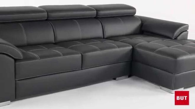 Canape noir but