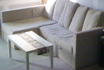 Comment recouvrir un canapé