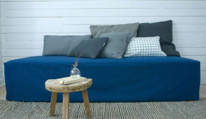 Fabriquer un canapé avec un matelas