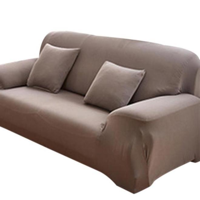 Housse de canapé avec accoudoir pas cher