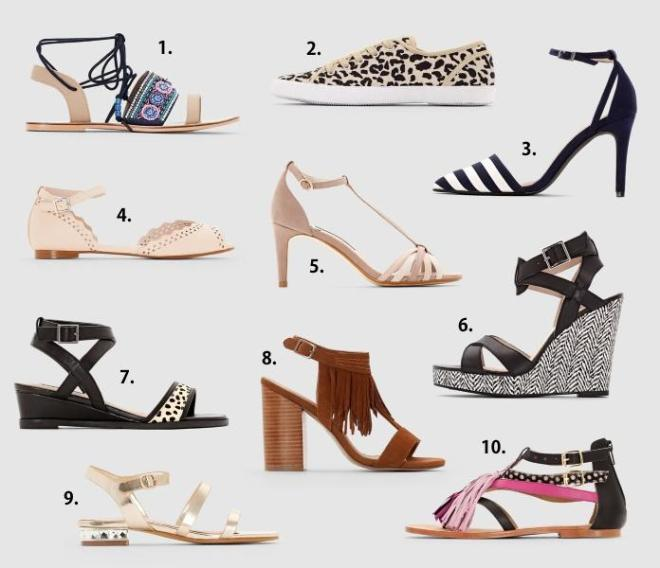 La redoute soldes chaussures