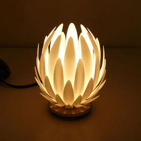 Lampe chevet originale