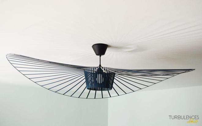 Lampe vertigo imitation
