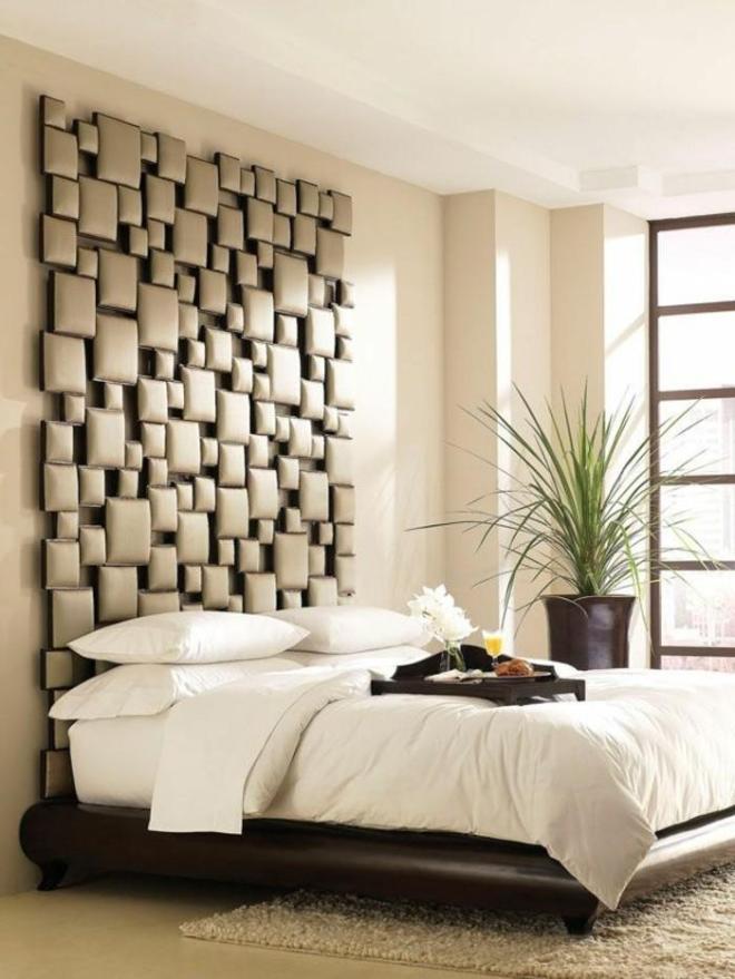 Tete de lit originale