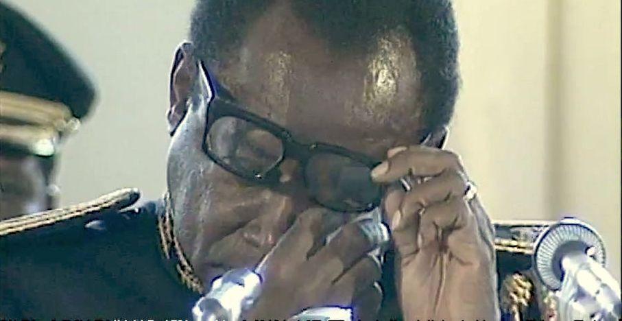Les larmes du Président 3