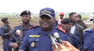 """Général Sylvano Kasongo : """"La police sera déployée à Gombe dès ce dimanche et les barrières établies dès le lundi"""" 1"""