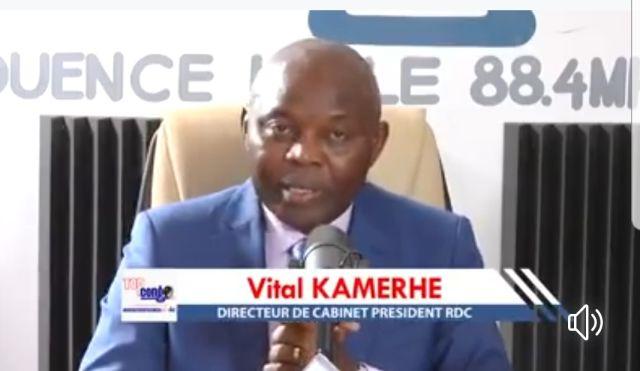 « Vital Kamerhe est malade, il devrait être libéré provisoirement » (Avocat) 1