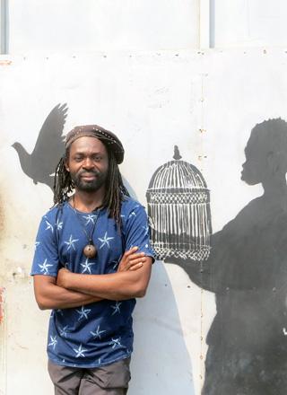Freddy Tsimba : « Je prépare une grande exposition à Tervuren en 2021 » 3