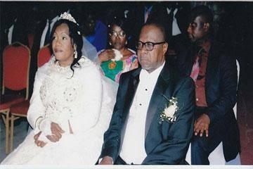 Marie Rose Luzola Wemba: « c'est avec la permission de mes enfants que je vends la résidence de Papa Wemba de Ma Campagne ». 1