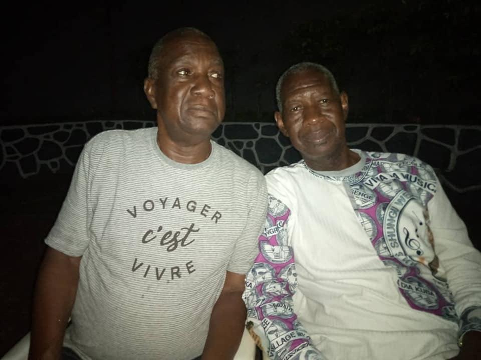 Papa Wemba fêté par ses proches 5