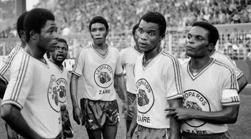 "Jean Adelard Mayanga Maku ""Goodyear"", un as de la génération dorée du foot congolais 4"