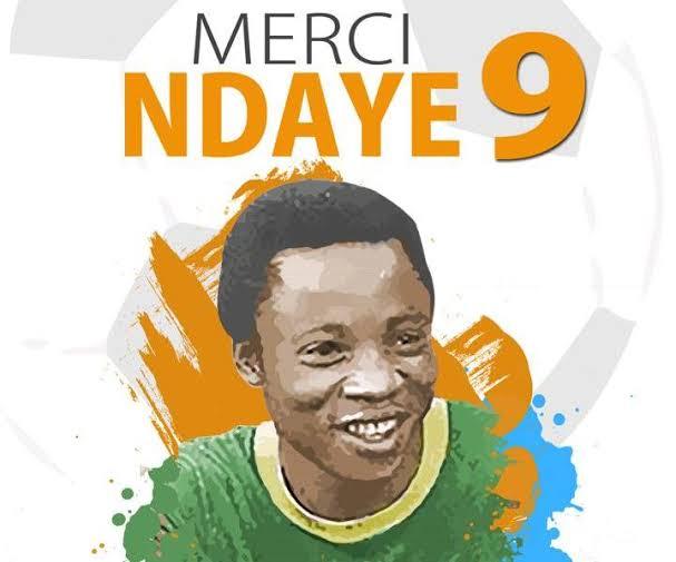 Pierre Ndaye Mulamba, le véloce artilleur, au record de buts jamais égalé en CAN 1