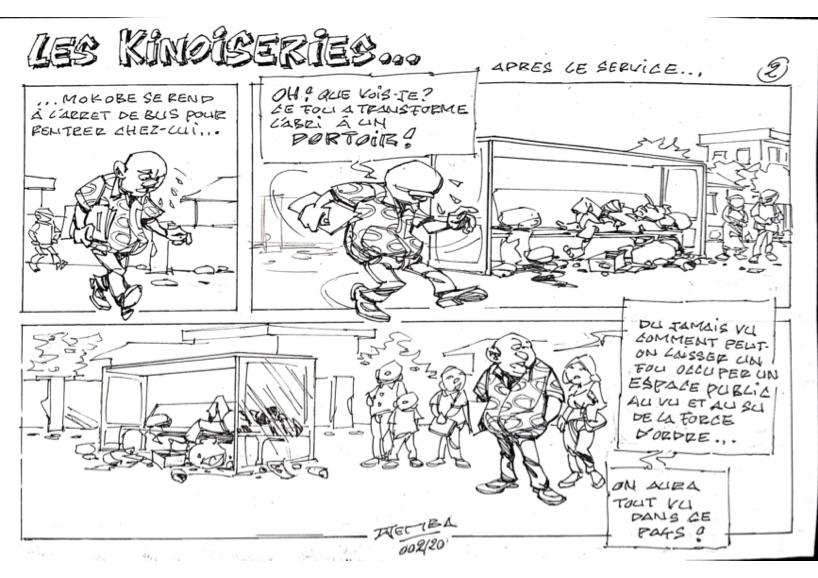 """Les Kinoiseries"" vu par Djeis Djemba 1"