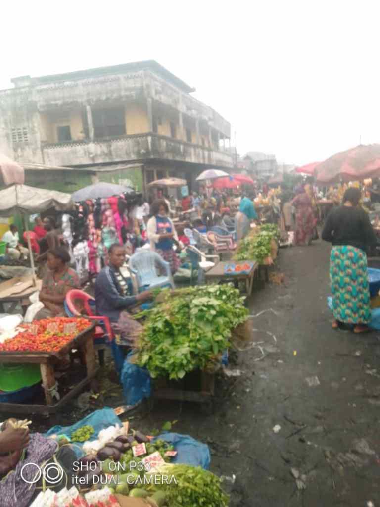 Marché Gambela : 2e grand espace commercial de Kinshasa 1