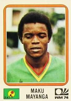 "Jean Adelard Mayanga Maku ""Goodyear"", un as de la génération dorée du foot congolais 1"