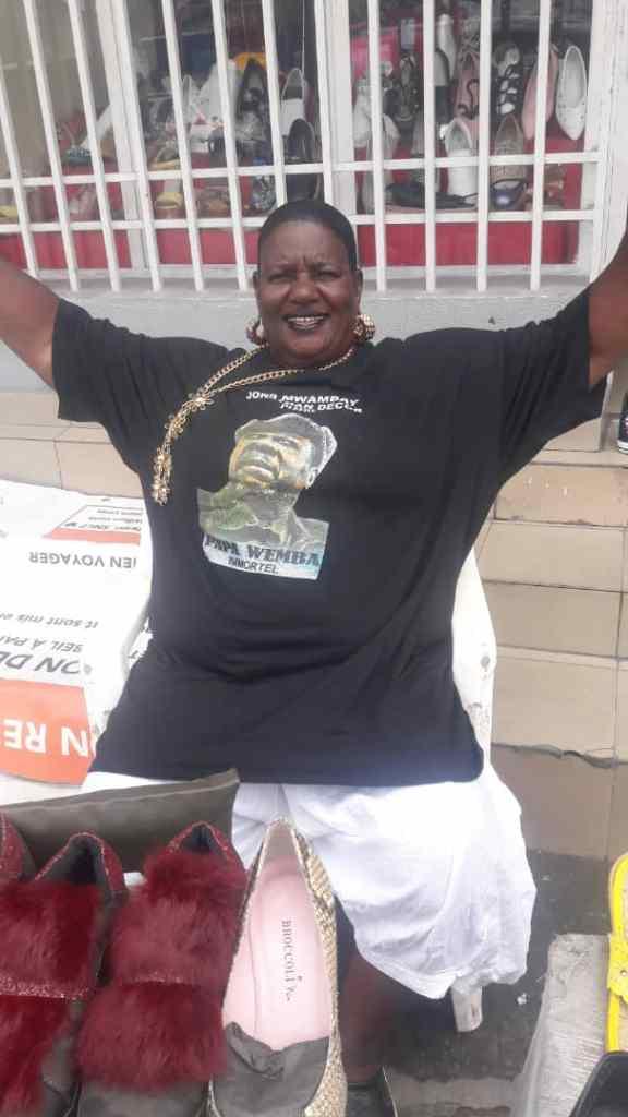 Adolo, mère frenchen, mama Viva la Musica : un soutien inconditionnel de Papa Wemba 2