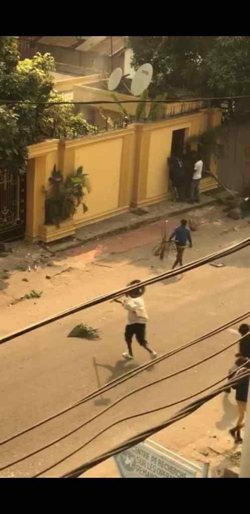 Manifestations à Kinshasa 2