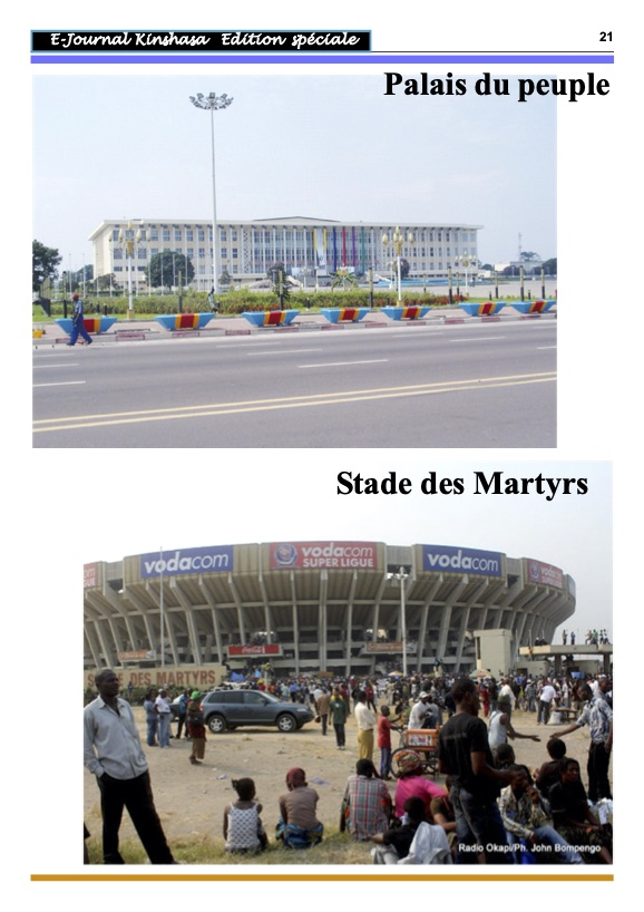 Kinshasa de 1960 à nos jours 6