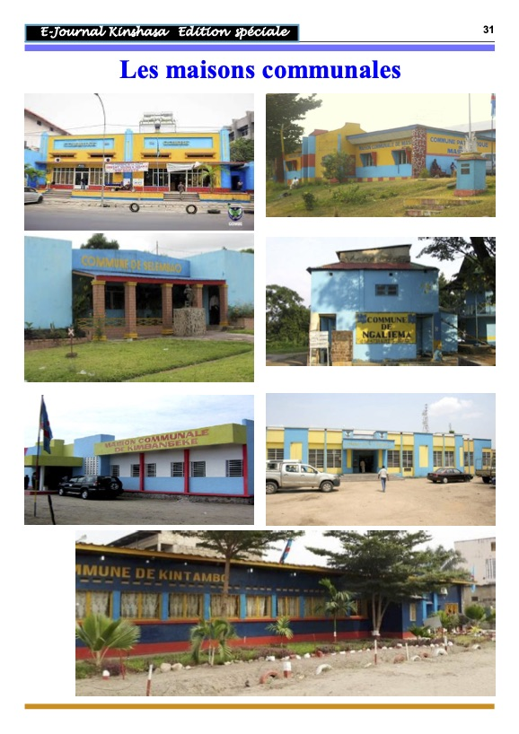 Kinshasa de 1960 à nos jours 16
