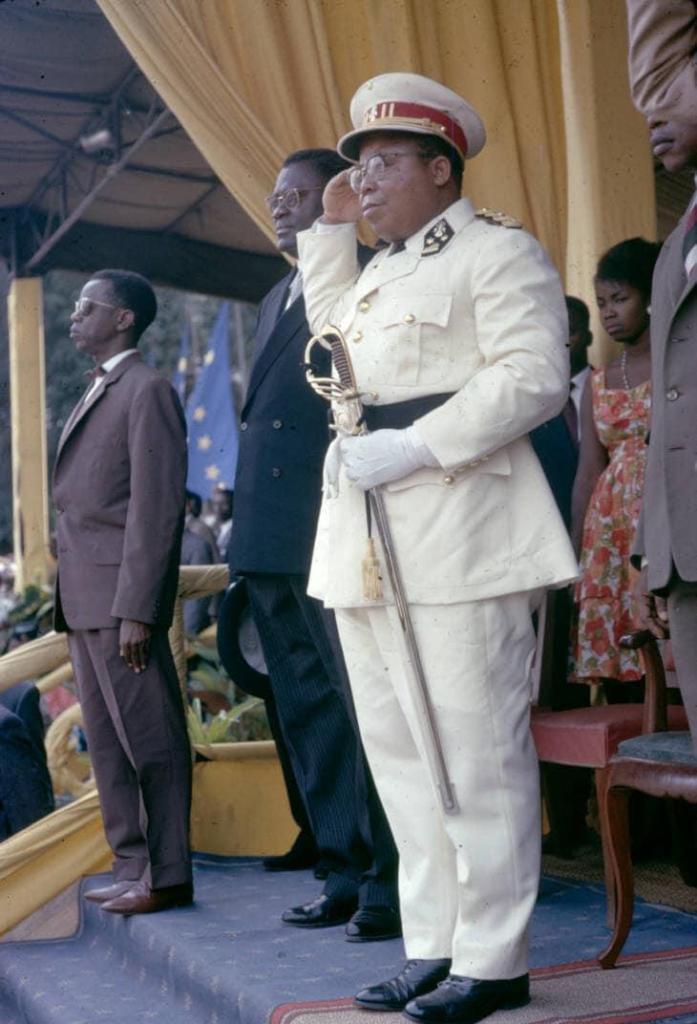 Remerciements de la famille Kasa-Vubu au chef de l'État 3