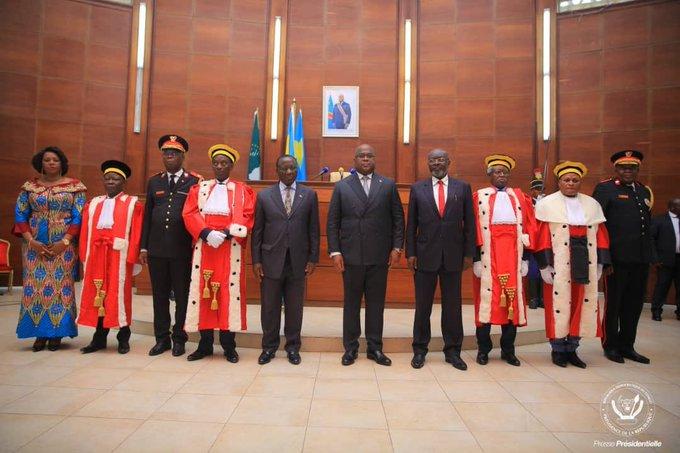 Le président Félix Tshisekedi renforce le pouvoir judiciaire 1