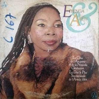 Lucie Eyenga Moseka : la pionnière des chanteuses congolaises 1