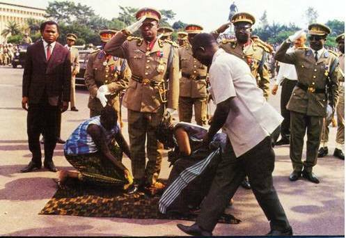 Devoir de mémoire : Mobutu Sese Seko Kuku Ngbendu Waza Banga 5