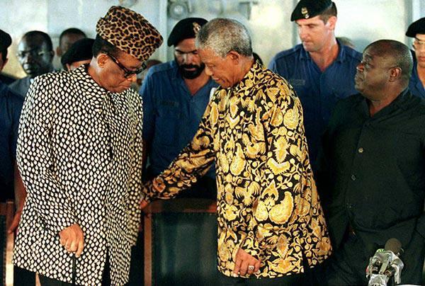 Devoir de mémoire : Mobutu Sese Seko Kuku Ngbendu Waza Banga 10
