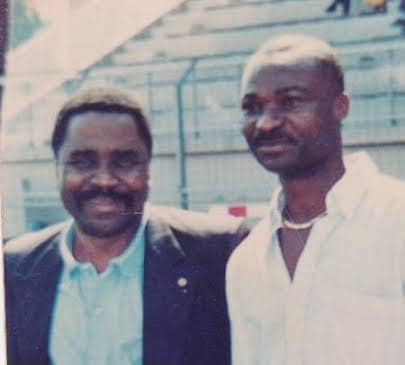 Jean-Michel Mbono dit « le sorcier »: l'héros de la CAN 72 à Yaoundé 2