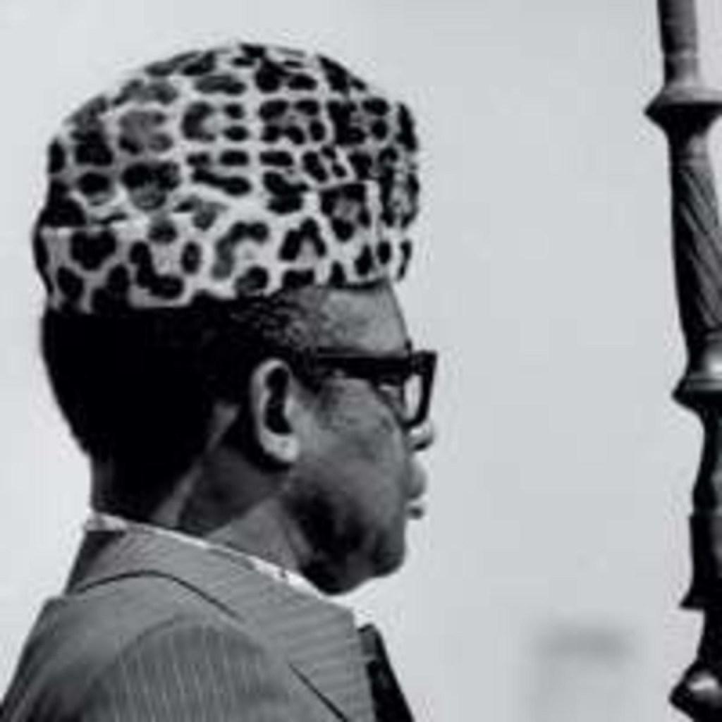 Le Maréchal Mobutu demeure le symbole de l'unité nationale 1