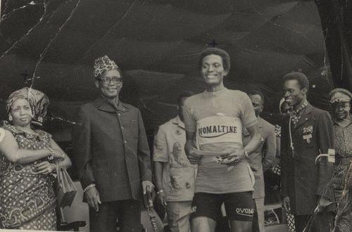 Francky Ombazi, Mandjambi, Ndombasi, Baonga, les cracks de la bécane 2