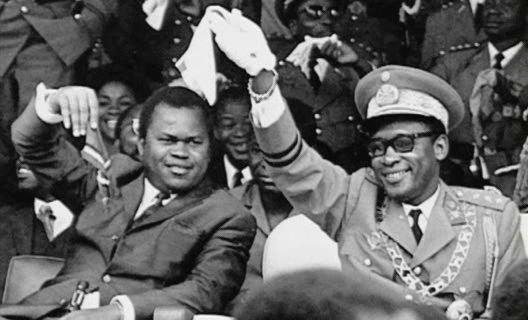 Joseph-Désiré Mobutu, toujours désiré 1