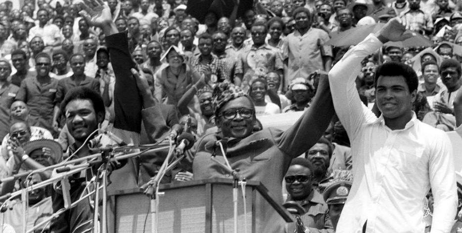 Mobutu au cœur d'événements sportifs : les hauts faits majeurs 2
