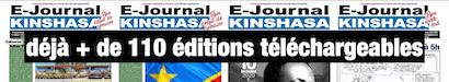 E-Journal Kinshasa - Actualités, informations générales, divertissement et détente 14