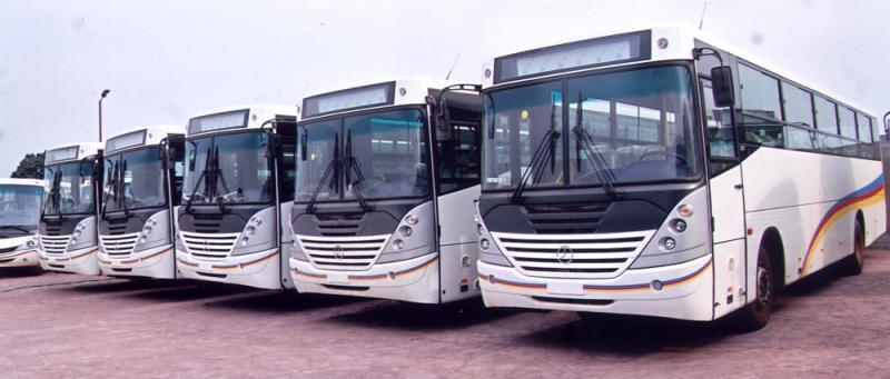 De nouveaux bus dans la circulation 1