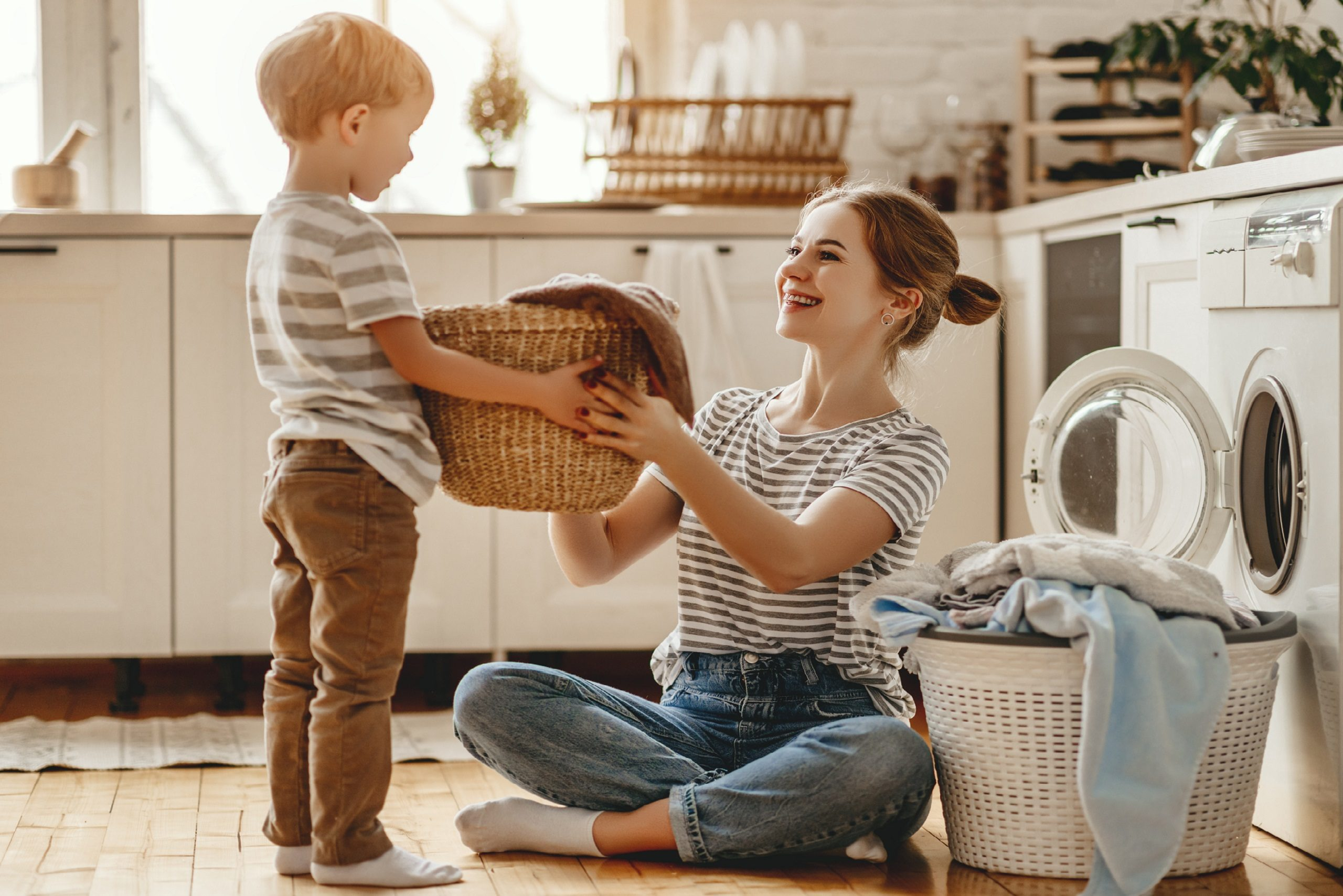 Titre Assistant(e) de Vie aux Familles – BLC01 – Entretenir le logement et le linge d'un particulier
