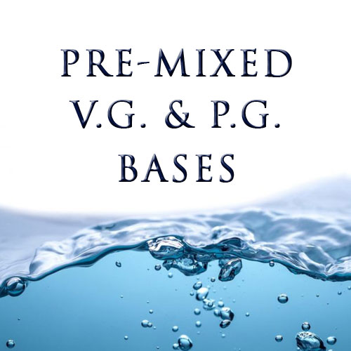 E Liquid Pre-Mix | South Africa