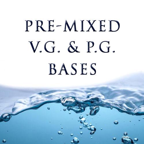 E Liquid Pre-Mix   South Africa