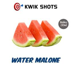 Kwik Shots - Water-Malone One shot Flavour Concentrates   South Africa