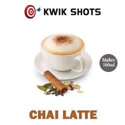 Kwik Shots - Chai-Latte- One shot Flavour Concentrates | South Africa