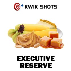 Kwik Shots - Exceutive-Reserve- One shot Flavour Concentrates   South Africa