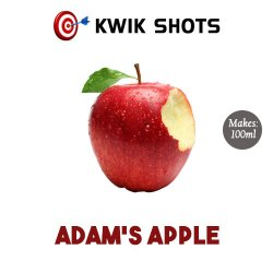 Kwik Shots - Adam's-Apple- One shot Flavour Concentrates | South Africa